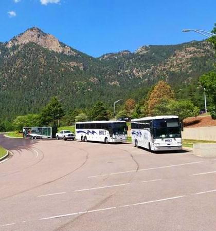 Bus charter services holt peterson bus comapany for Holt motors cokato street west cokato mn